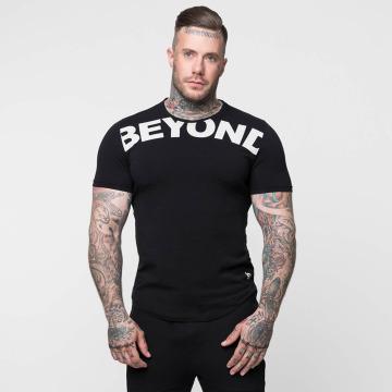Beyond Limits T-skjorter League svart