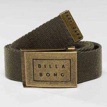 Billabong Belt Sergeant green