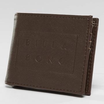 Billabong Lompakot Die Cut ruskea