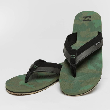 Billabong Sandals All Day Impact Print camouflage