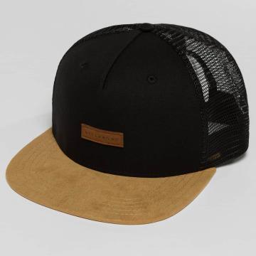 Billabong snapback cap Oxford zwart