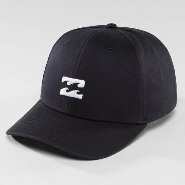 Billabong Snapback Caps Emblem blå