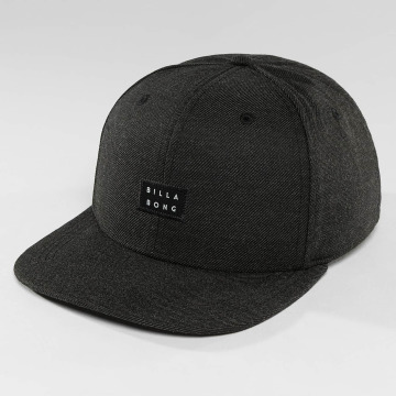 Billabong Snapback Caps Primary svart