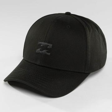 Billabong Snapback Caps Emblem svart