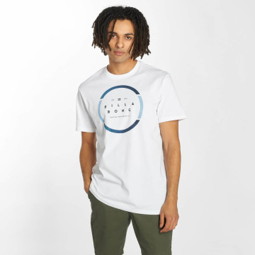 Billabong T-Shirt Spinning white