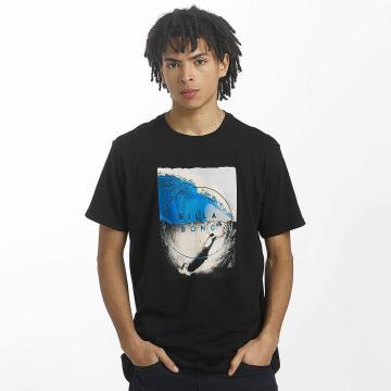 Billabong T-Shirty Chilly czarny