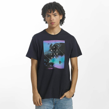 Billabong T-Shirty Cross niebieski