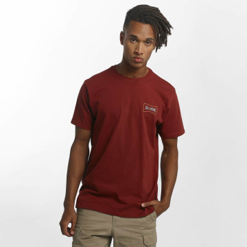 Billabong T-skjorter Craftman red