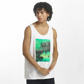 Billabong Tank Tops Cross Section white
