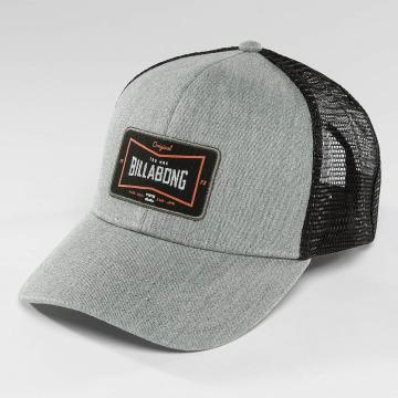 Billabong Trucker Cap Walled grau