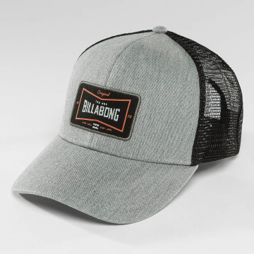 Billabong Trucker Caps Walled grå