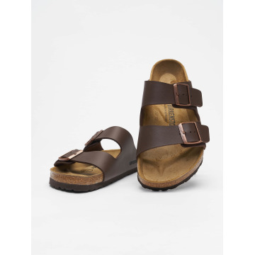 Birkenstock Шлёпанцы Arizona BF коричневый