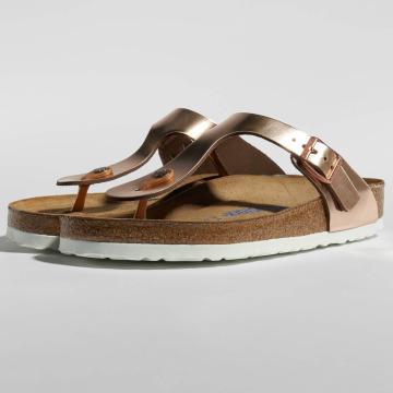 Birkenstock Sandal Gizeh NL SFB brun