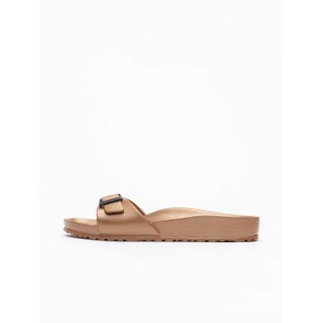 Birkenstock Sandal Madrid EVA Metallic brun