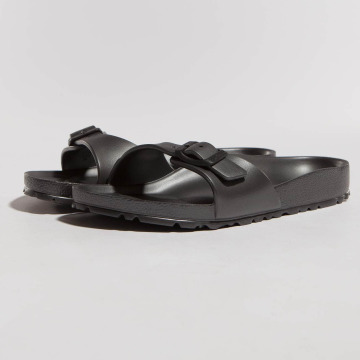 Birkenstock Sandal Madrid EVA Metallic grå