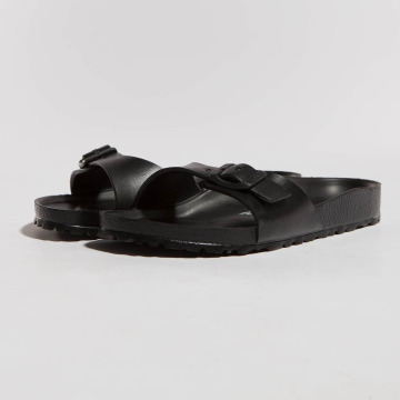 Birkenstock Slipper/Sandaal Madrid EVA zwart