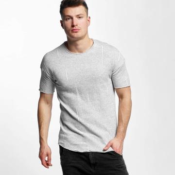 Black Kaviar Camiseta Sierra gris