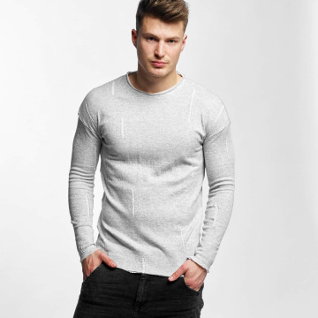 Black Kaviar Sweat & Pull Severy Knit gris