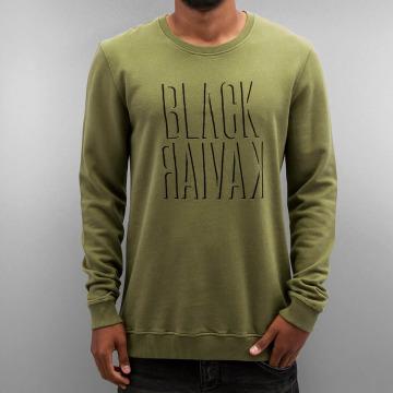 Black Kaviar Swetry Kalti khaki
