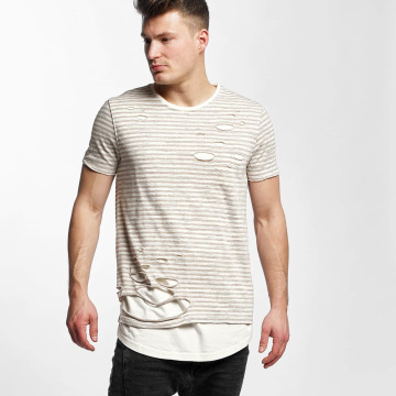 Black Kaviar T-Shirty Stanwood bezowy