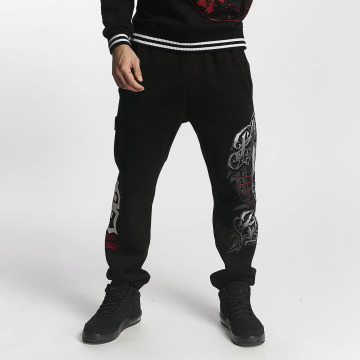 Blood In Blood Out joggingbroek Infernal zwart