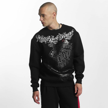 Blood In Blood Out Jumper Mixto black