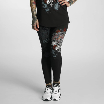 Blood In Blood Out Legging Manos Orando noir