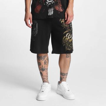 Blood In Blood Out Shorts Infernal schwarz