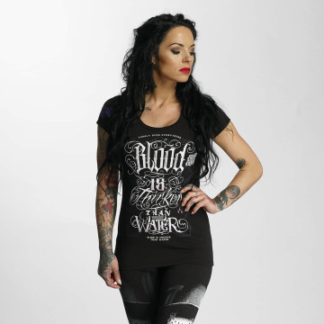 Blood In Blood Out T-Shirt Sangre Gruesa black