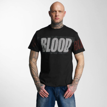 Blood In Blood Out T-shirt Out Clean Logo nero