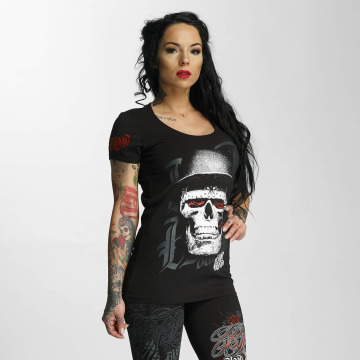Blood In Blood Out T-shirt Skull Hat nero