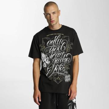 Blood In Blood Out T-Shirt God Judge noir