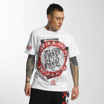 Blood In Blood Out T-shirt Out Plata O Plomo vit