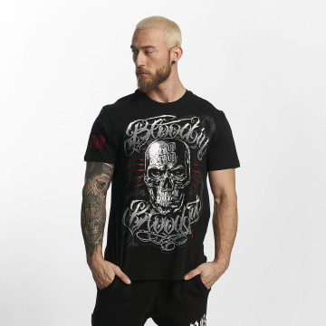 Blood In Blood Out T-Shirty Infernal czarny