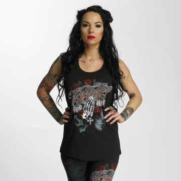 Blood In Blood Out Tank Tops Manos Orando black