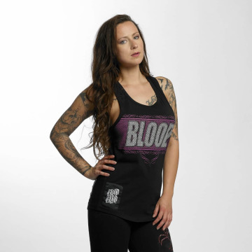 Blood In Blood Out Tank Tops Clean Logo sort