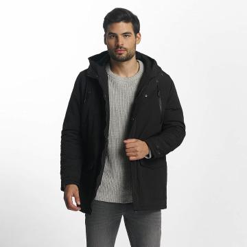 Brave Soul Демисезонная куртка Winter черный