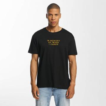 Brave Soul Camiseta Back negro
