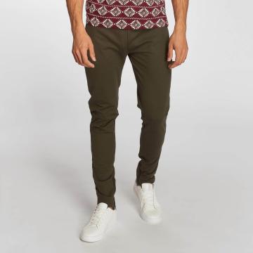 Brave Soul joggingbroek Skinny khaki