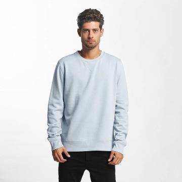 Brave Soul Pullover Basic blau