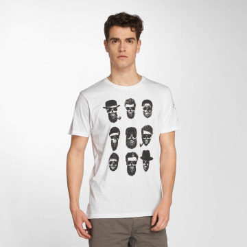 Brave Soul T-shirt Pogo bianco