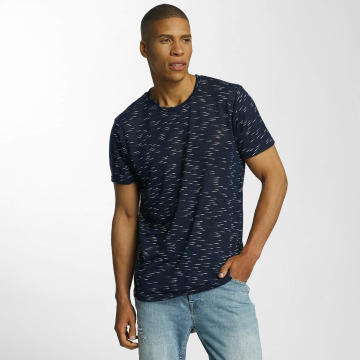 Brave Soul T-shirt All Over blu