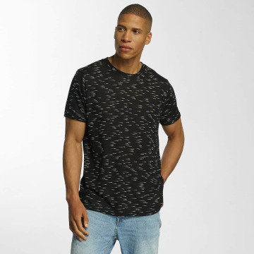 Brave Soul T-shirt All Over nero