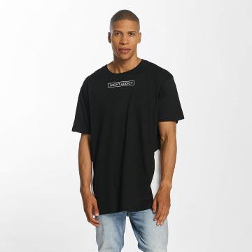 Brave Soul T-Shirt Monochrome schwarz