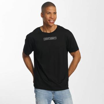 Brave Soul T-Shirt Message schwarz