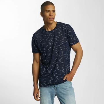 Brave Soul T-shirts All Over blå