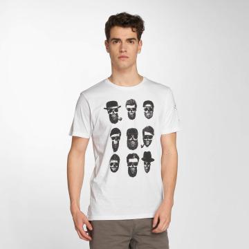 Brave Soul T-Shirty Pogo bialy