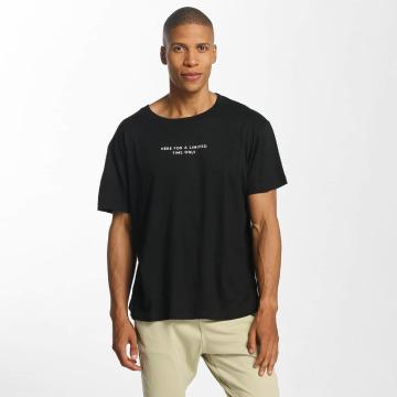 Brave Soul T-skjorter Limited svart