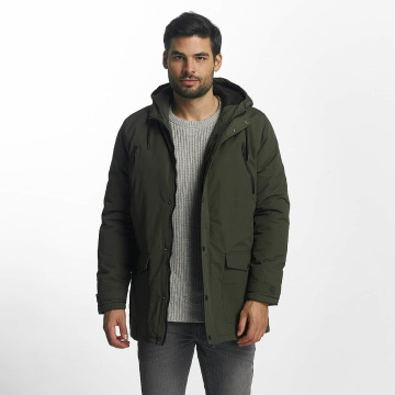 Brave Soul Transitional Jackets Winter khaki
