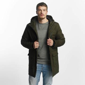 Brave Soul Winter Jacket Brave Soul Winter khaki